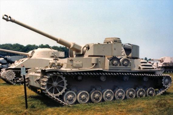 Hydrostatic Transmission Mini Tank : Preserved tanks tank profile